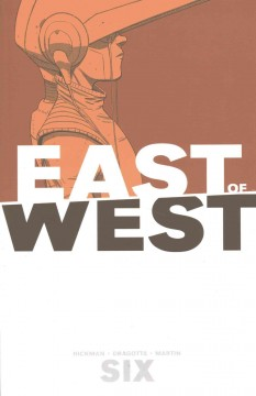 East of West. Six cover image