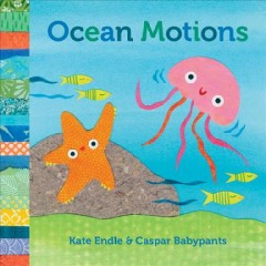 Ocean motions cover image
