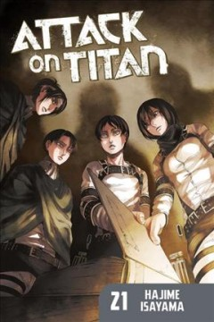 Attack on Titan. 21, Down to the basement cover image