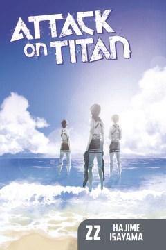Attack on Titan. 22 cover image