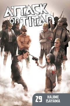 Attack on Titan. 29 cover image
