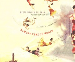 Almost famous women stories cover image