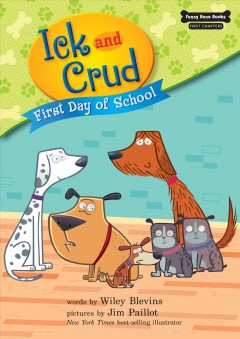 First day of school cover image