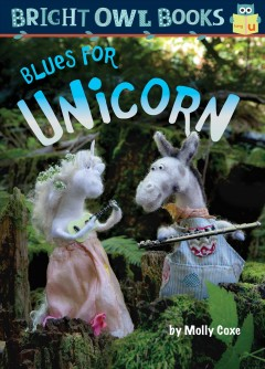 Blues for unicorn cover image