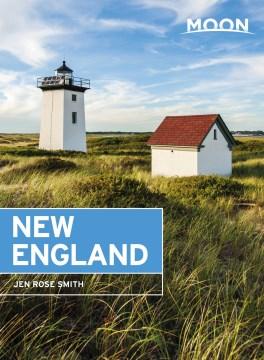Moon handbooks. New England cover image
