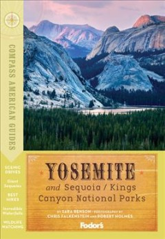 Compass American guides. Yosemite and Sequoia/Kings Canyon National Parks cover image