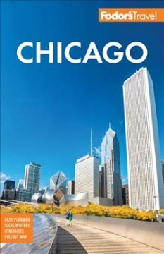 Fodor's Chicago cover image