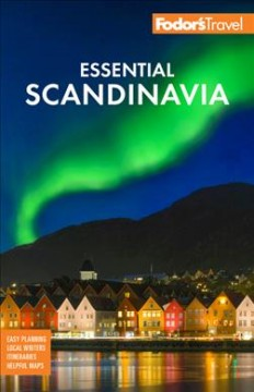 Fodor's essential Scandinavia cover image