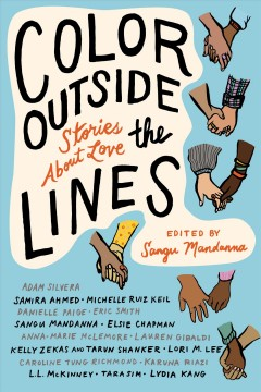 Color outside the lines : stories about love cover image