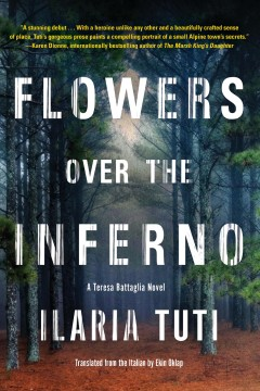 Flowers over the inferno cover image