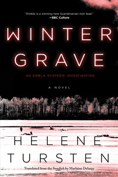 Winter grave cover image