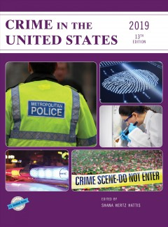 Crime in the United States cover image