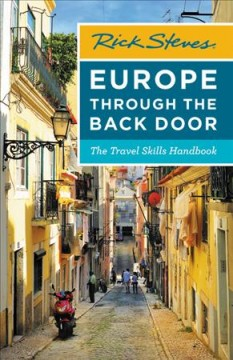 Rick Steves' Europe through the back door cover image