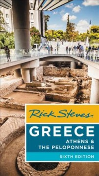 Rick Steves' Greece : Athens & the Peloponnese cover image
