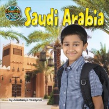 Saudi Arabia cover image