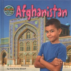 Afghanistan cover image