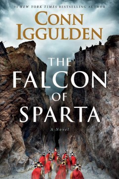 The falcon of Sparta cover image