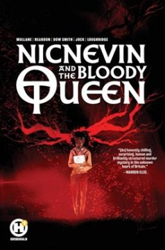Nicnevin and the bloody queen cover image