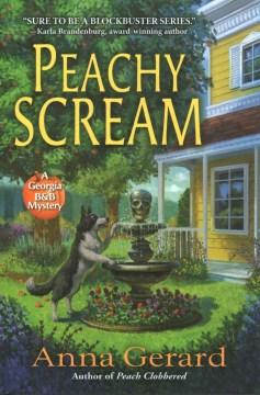 Peachy scream cover image