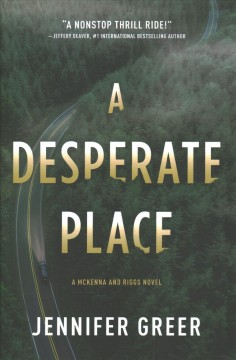 A desperate place cover image