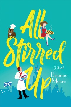 All stirred up cover image