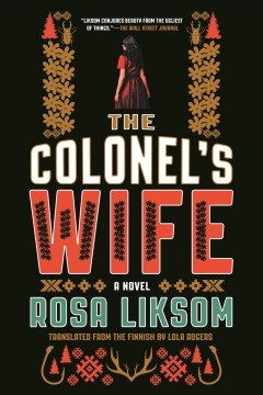 The colonel's wife cover image