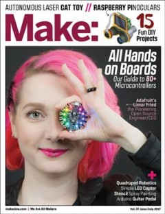 Make: board guide cover image