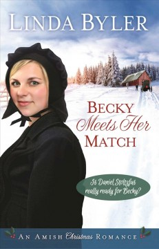 Becky meets her match cover image
