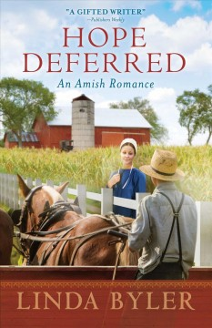 Hope deferred : an Amish romance cover image