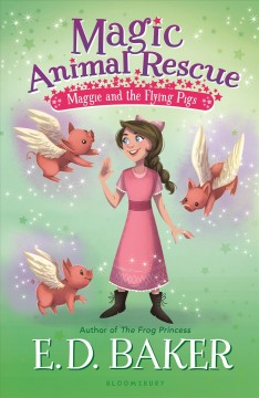 Maggie and the flying pigs cover image