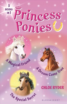 Princess ponies cover image