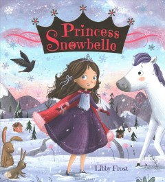 Princess Snowbelle cover image