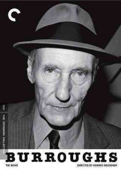 Burroughs the movie cover image