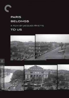 Paris belongs to us Paris nous appartient cover image