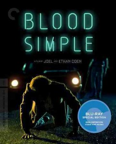 Blood simple cover image