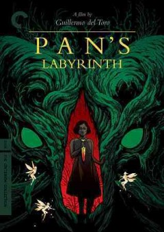 Pan's labyrinth El laberinto del fauno cover image
