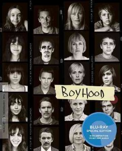 Boyhood cover image