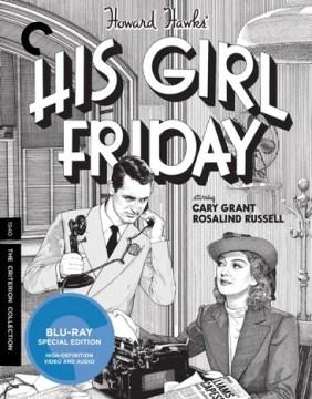 Howard Hawks' His girl Friday cover image