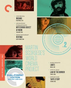Martin Scorsese's World Cinema project [Blu-ray + DVD combo] No. 2 cover image