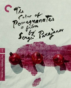 The color of pomegranates cover image