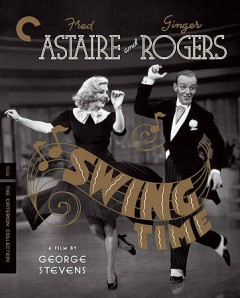 Swing time cover image