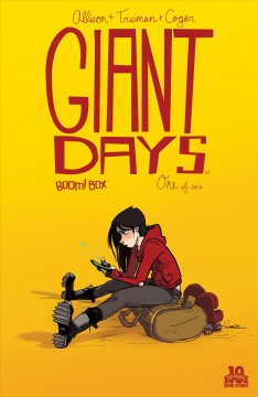 Giant days cover image