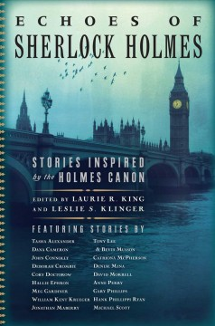 Echoes of Sherlock Holmes : stories inspired by the Holmes canon cover image