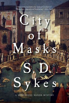 City of masks cover image