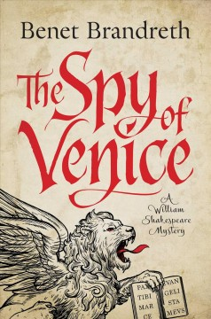 The spy of Venice cover image