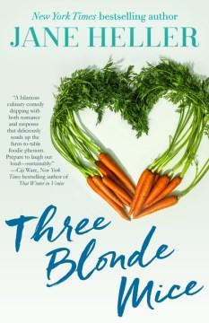 Three blonde mice cover image