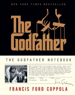 The Godfather notebook cover image
