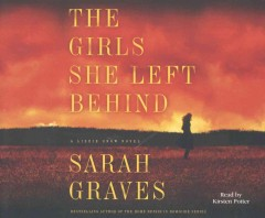 The girls she left behind a Lizzie Snow novel cover image