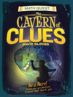The cavern of clues cover image