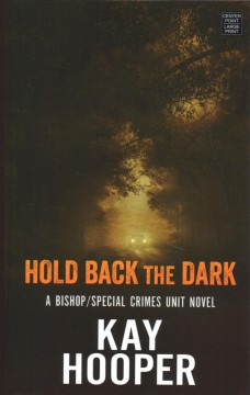Hold back the dark cover image